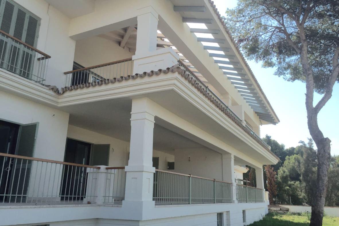 Rehabilitación Integral de Fachada Málaga